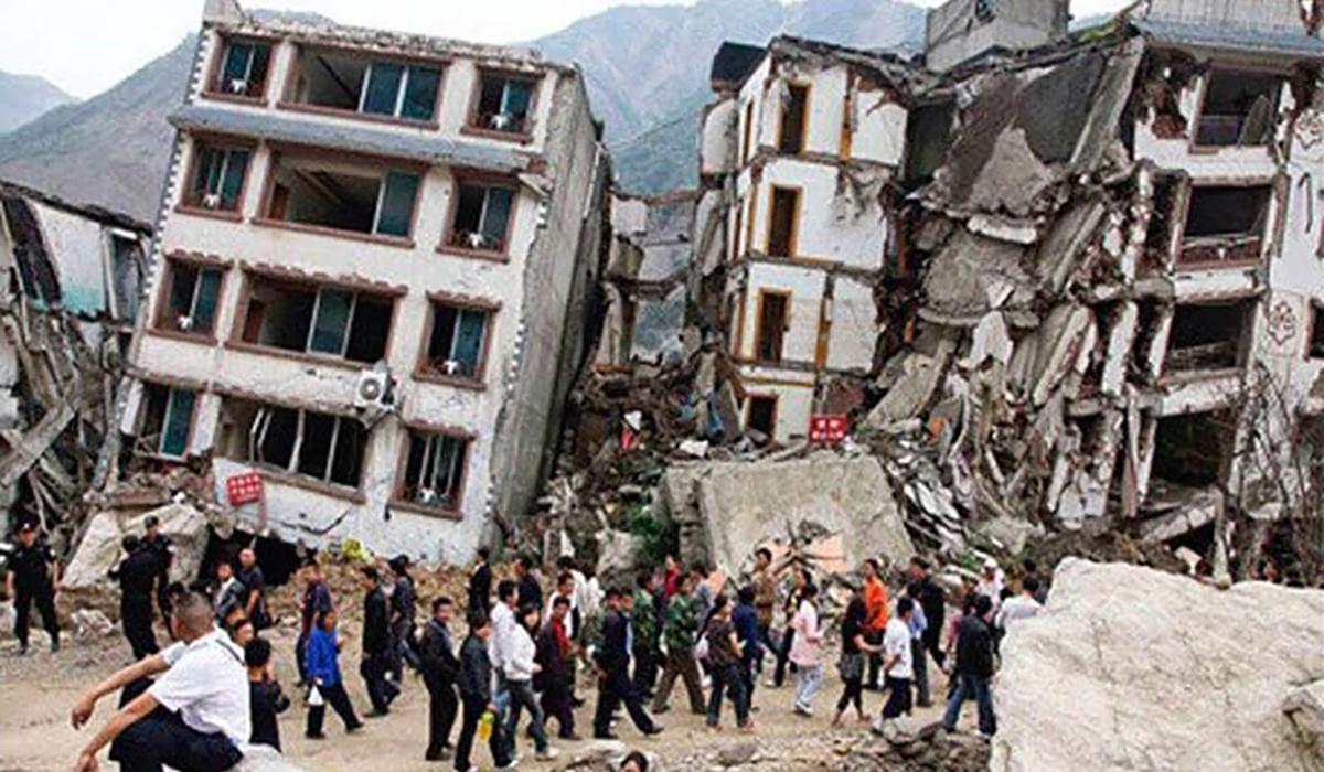 地震が多い国・世界第5位のフィリピン